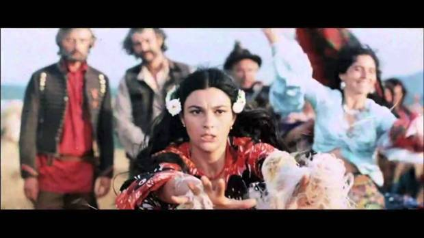 "Rada performed by Svetlana Toma - in the 1976  famous adaptation titled ""Queen of the Gypsies"", directed by Emil Loteanu"